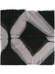 шарф 'Itajime Shibori' Suzusan
