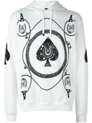 толстовка с капюшоном   Dolce & Gabbana