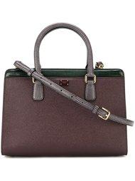 сумка-тоут с панельным дизайном  Dolce & Gabbana