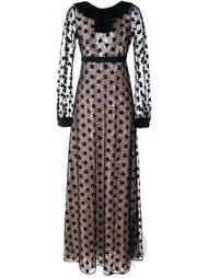 платье с вышивкой  Nº21