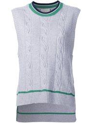 вязаный свитер без рукавов  3.1 Phillip Lim