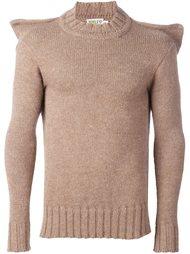 свитер с квадратными плечами Walter Van Beirendonck Vintage