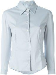 рубашка с рукавами три четверти Prada Vintage