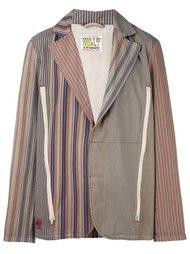 куртка в полоску Walter Van Beirendonck Vintage