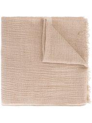шарф с контрастными полосками   Woolrich