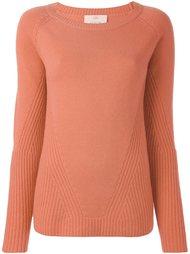свитер с рукавами-реглан  Allude