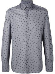 рубашка с принтом пауков Lanvin