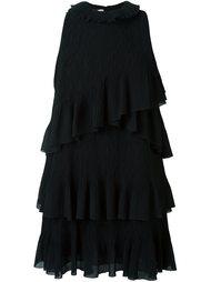многослойное платье  Giamba
