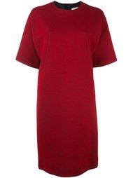 платье со спущенными плечами  Lanvin