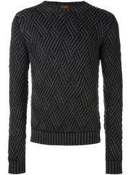 вязаный свитер  Tod's