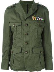 куртка 'Golden Arrow' в стиле милитари Dsquared2