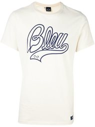 футболка с принтом Bleu De Paname
