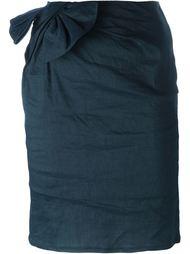 юбка с бантом  Lanvin