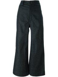 укороченные джинсы  Proenza Schouler
