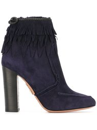 ботинки по щиколотку 'Tiger Lily'  Aquazzura