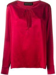 """блузка с вырезом """"замочная скважина"""" Alexandre Vauthier"""
