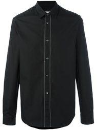 рубашка с контрастной планкой  Maison Margiela