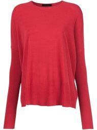 свитер свободного кроя  Victor Alfaro