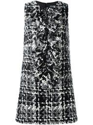твидовое платье  Dolce & Gabbana