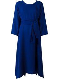 платье макси с квадратным вырезом Daniela Gregis