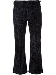 укороченные джинсы  Diesel Black Gold