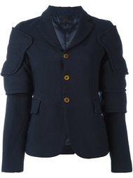 куртка в стиле милитари Comme Des Garçons