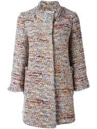 тканое пальто Blugirl
