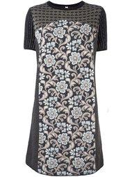 платье с цветочным узором  Antonio Marras