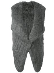 куртка без рукавов Yves Salomon