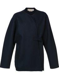 куртка с запахом Marni