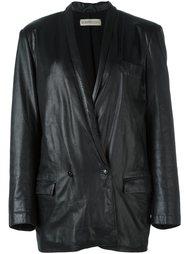 пиджак с карманами  Versace Vintage