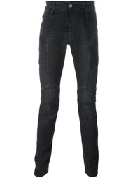 джинсы кроя скинни Pierre Balmain