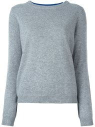 трикотажный свитер Twin-Set