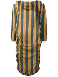 платье в полоску Vivienne Westwood Anglomania