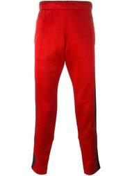 спортивные брюки с лампасами  Burberry London