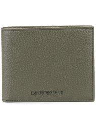 классический бумажник Emporio Armani