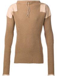 свитер с панельным дизайном  Vivienne Westwood