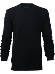 свитер с удлиненными рукавами Y / Project
