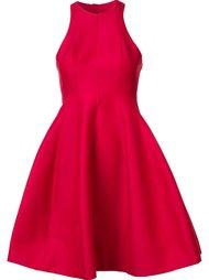 расклешенное платье  Halston Heritage