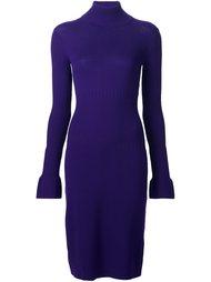 платье с рубчик Paule Ka