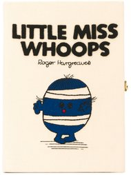 клатч-книга 'Little Miss Whoops' Olympia Le-Tan