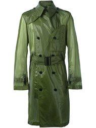 полупрозрачное пальто Y-3