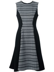 платье без рукавов  Lela Rose