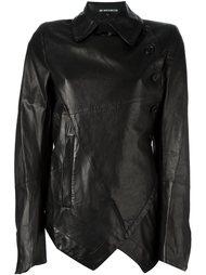 асимметричная куртка Ann Demeulemeester