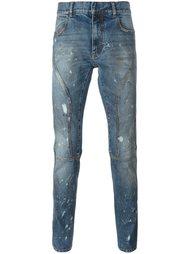 джинсы с потертым эффектом Faith Connexion