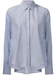 рубашка в полоску Adam Lippes