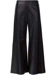 широкие брюки Adam Lippes