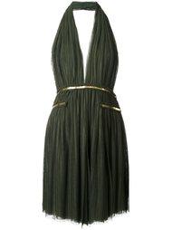 платье с вырезом-халтер  Jay Ahr