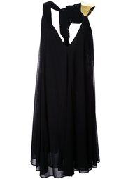 платье c V-образным вырезом   Jay Ahr