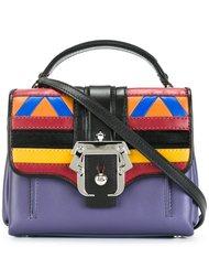 маленькая сумка-тоут со съемной лямкой Paula Cademartori